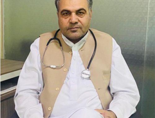 Dr. Rooh Ul Amin Durrani