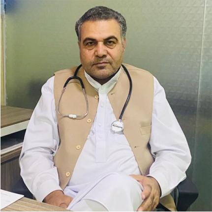 Prof Dr Rooh Ul Amin Durrani Gastroenterologists  cdc Islamabad Pakistan
