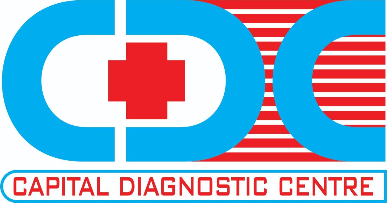 Capital Diagnostic Centre | Capital Consultant Clinic-CDC Logo