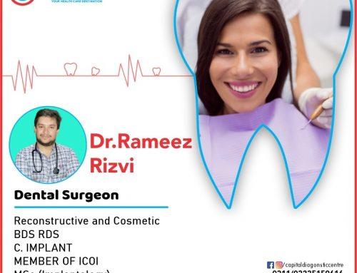 Dr. Rameez  Hassan Rizvi